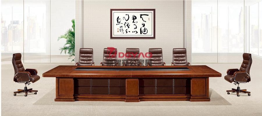 实木会议桌-05