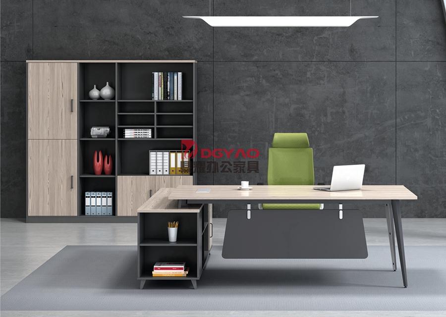 板式经理桌-05