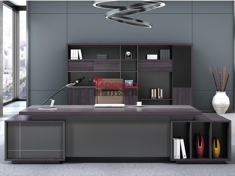 板式经理桌家具厂家-03